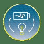 Yuso Gedecentraliseerde energie Batterijen