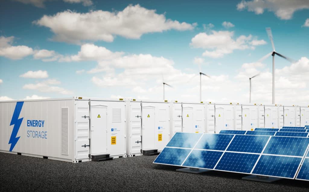 Yuso Batterij Ruien Energy Storage