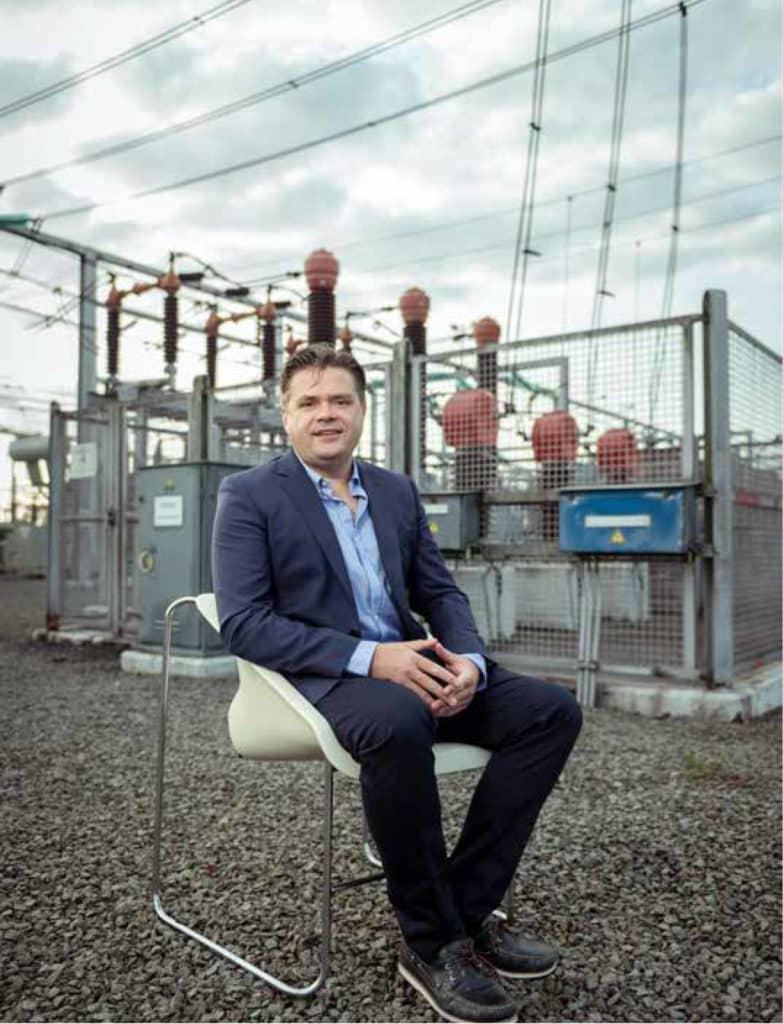 Opslagbatterij Voka Ondernemen Yuso West-Vlaanderen