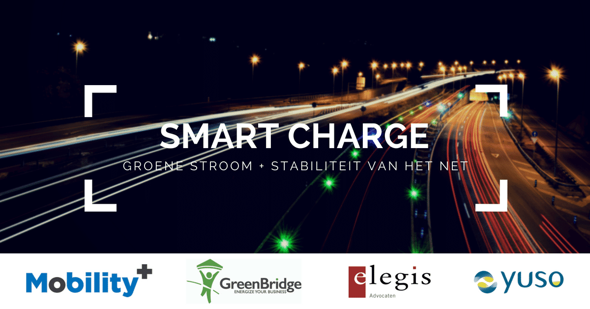 Slimme laadpaal GreenBridge MobilityPlus Elegis Yuso