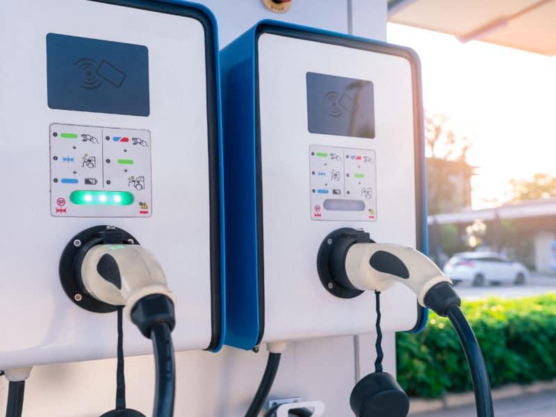 Elektrische bedrijfswagen Elektrische Voertuigen